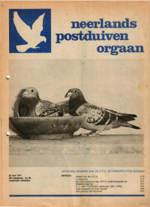 Historie 20 mei 1977