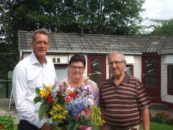 Winnaar nationaal Bergerac sector 1 - P. Pladdet uit Hoek